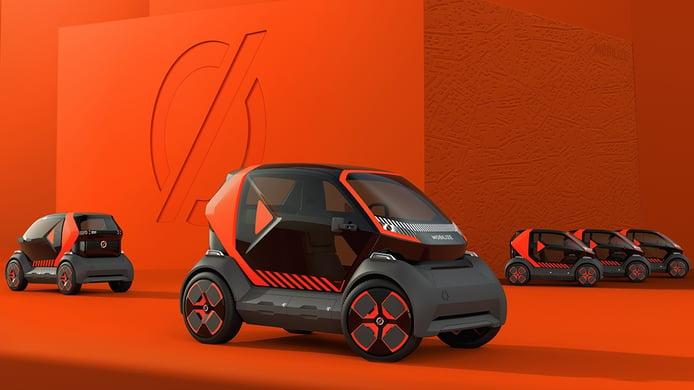 Mobilize, la marca de movilidad urbana de Renault, debuta junto al EZ-1 Prototype