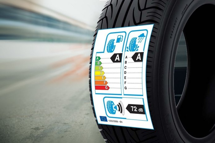 Te explicamos la nueva etiqueta de neumáticos, obligatoria desde mayo de 2021