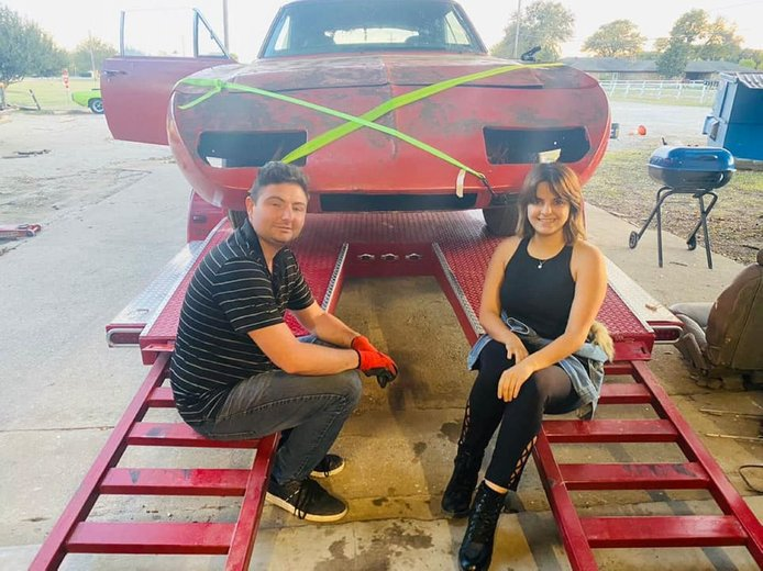Rescatan un Plymouth Superbird abandonado que ha resultado ser un ejemplar único