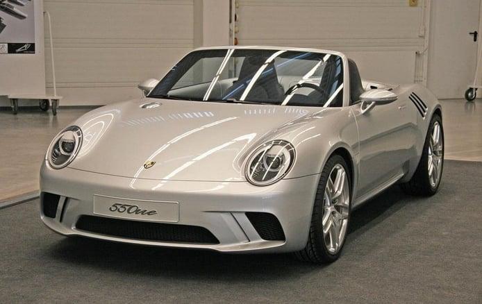 Walter Da Silva desvela un proyecto secreto que pretendía resucitar el Porsche 550
