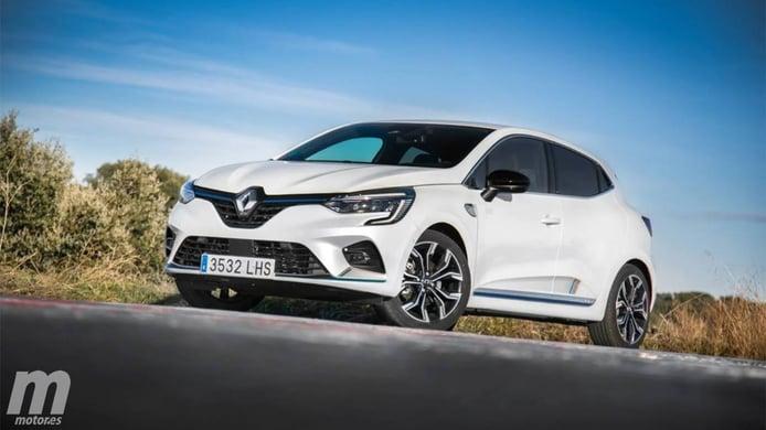 El Renault Clio E-Tech estrena en España el lujoso acabado Initiale Paris