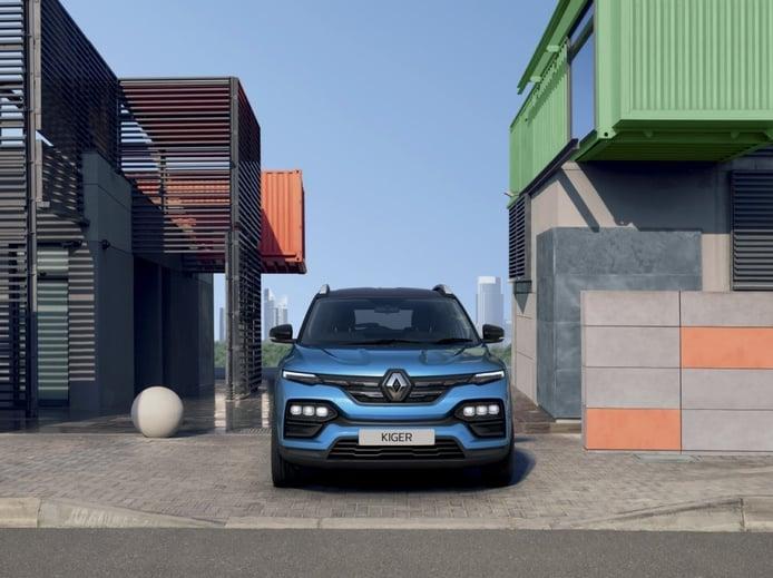 Desvelado el nuevo Renault Kiger 2021, el nuevo mini-SUV para India