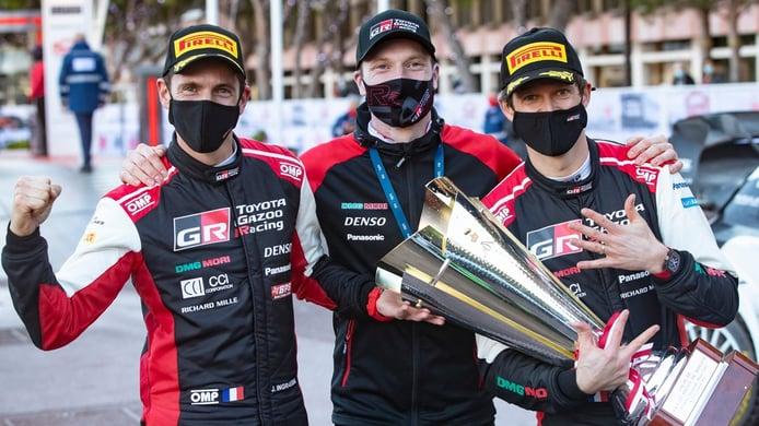 Sébastien Ogier inicia el WRC 2021 de líder, tal y como terminó 2020