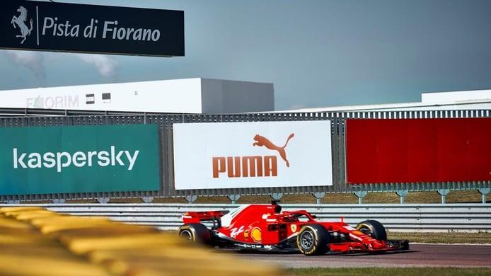 Siete pilotos de Ferrari en Fiorano: Sainz debuta el miércoles 27