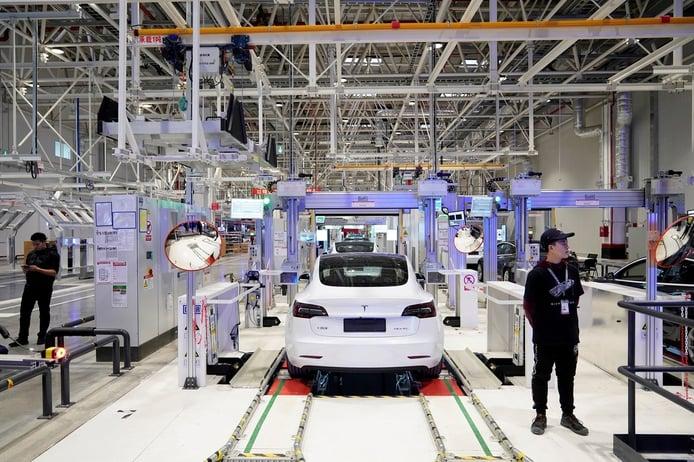 Tesla se quedó a las puertas de vender 500.000 coches en 2020