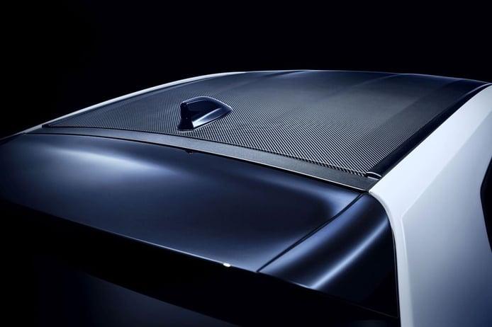 El Toyota GR Yaris estrena un nuevo techo de carbono de Gazoo Racing