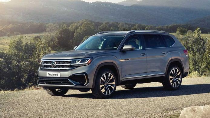 Volkswagen Teramont 2021, un SUV para conquistar Rusia