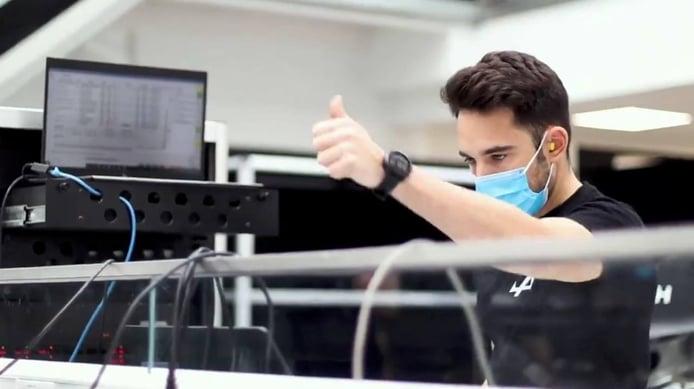 Así suena el motor del primer Alpine de F1, que pilotarán Alonso y Ocon