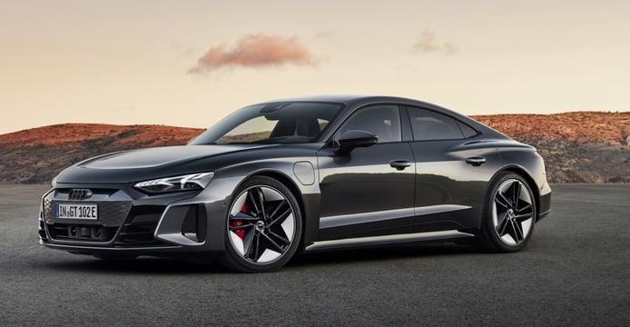 Audi RS e-tron GT, llega el eléctrico de los cuatro aros más extremo