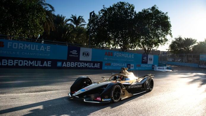 Cambios en el trazado de Ad-Diriyah para la apertura de la Fórmula E