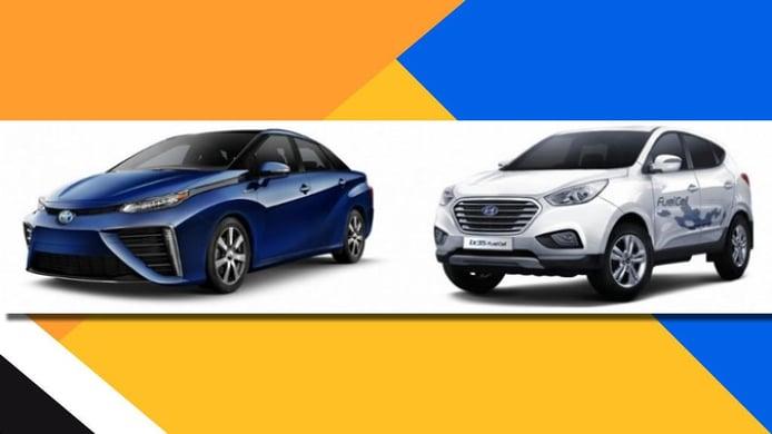 ¿Cuánto cuesta un coche de pila de combustible de hidrógeno?