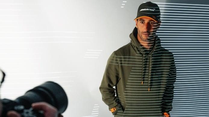 Daniel Ricciardo: «Percibo unidad, concentración y emoción en McLaren»