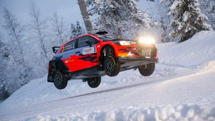 Desvelado el recorrido del Arctic Rally en su debut en el WRC
