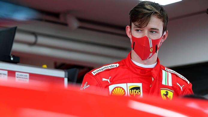 Ferrari prepara a sus 'cachorros' para el futuro: «Ilott hará varios FP1 este año»