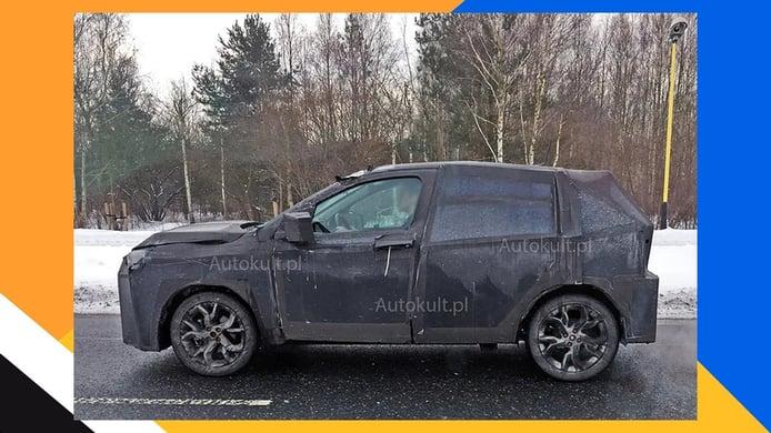 El nuevo FIAT Argo SUV 2021, cazado en fotos espía en Polonia