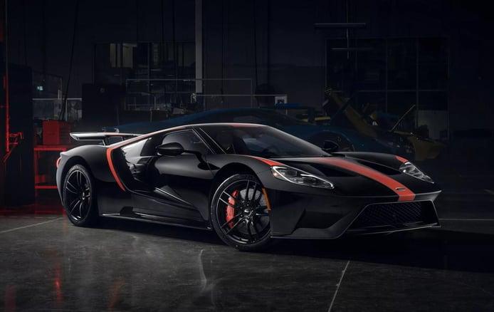 El primer Ford GT Studio Collection 2021 ya ha salido de las instalaciones de Multimatic