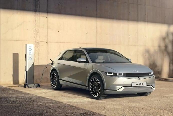 ¿Gazapo en el nuevo IONIQ 5? Por qué el logo de Hyundai luce en el nuevo eléctrico