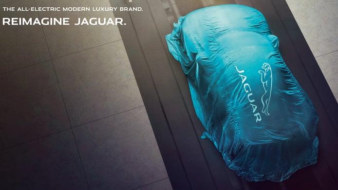 Jaguar se convertirá en una marca de coches eléctricos en 2025 con el plan Reimagine