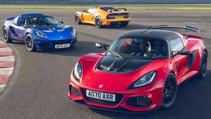 Lotus despide al Elise y al Exige con la edición Final Edition