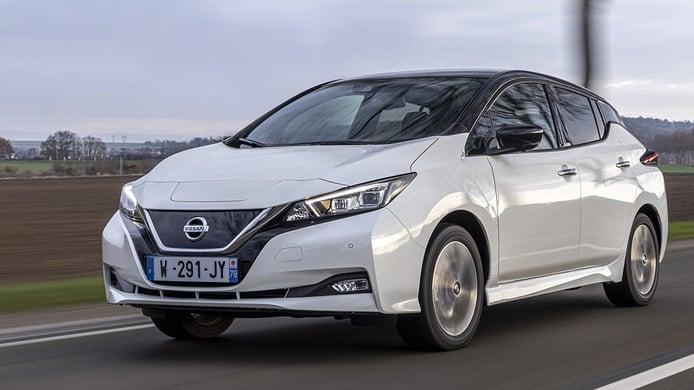 Nissan Leaf10, una edición especial para festejar un importante aniversario