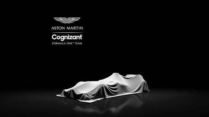 Nuevo chasis para Aston Martin, ¿adiós al 'Mercedes verde'?