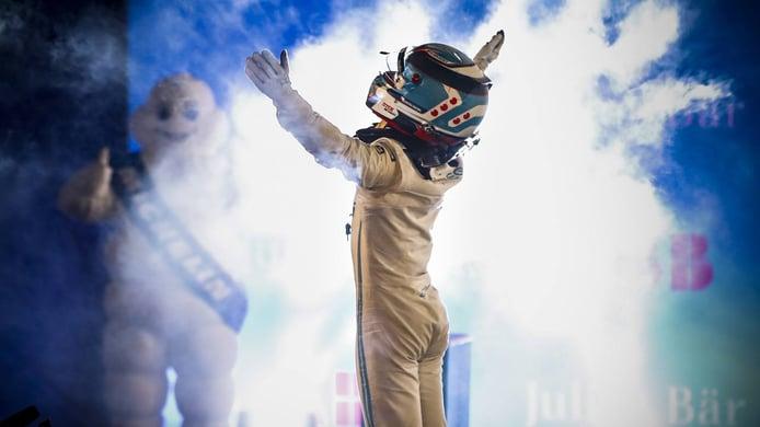 Nyck de Vries empieza la temporada 2020-21 de la Fórmula E de líder