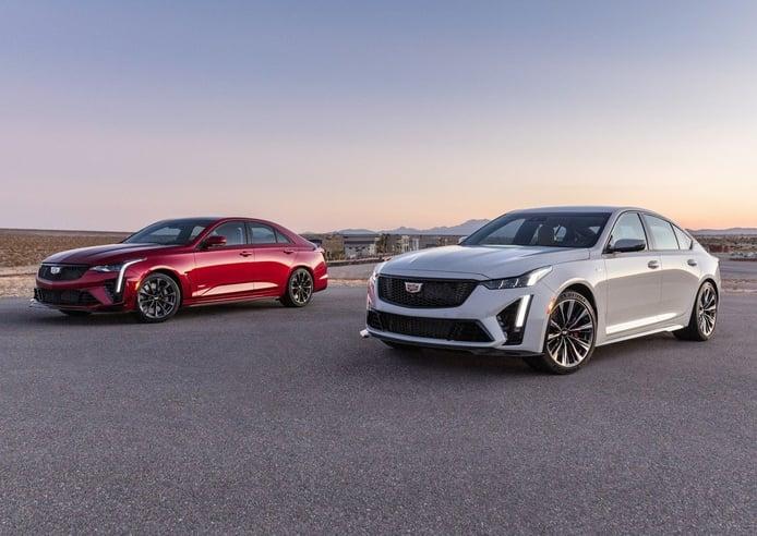 Cadillac ve el CT5-V Blackwing como rival del BMW M3 aun siendo más potente que el M5