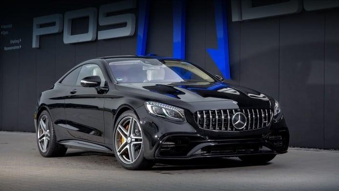 Posaidon Mercedes-AMG S 63 Coupé, el lujoso deportivo se transforma en un hypercar