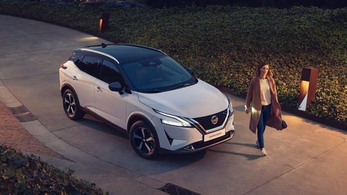 Precios del nuevo Nissan Qashqai 2021, llega a España con la edición Premiere Edition
