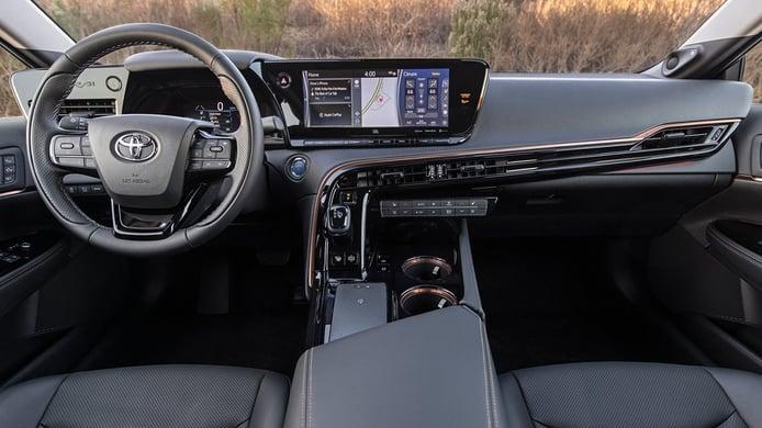 Foto Toyota Mirai - interior