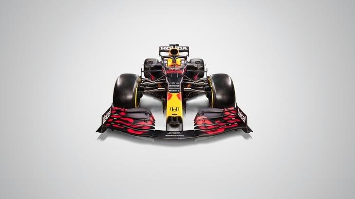 Así es el nuevo Red Bull RB16B de Verstappen y Sergio Pérez