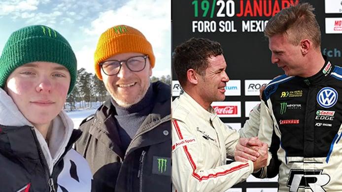 La Race of Champions 2022 ya tiene sus primeros pilotos confirmados
