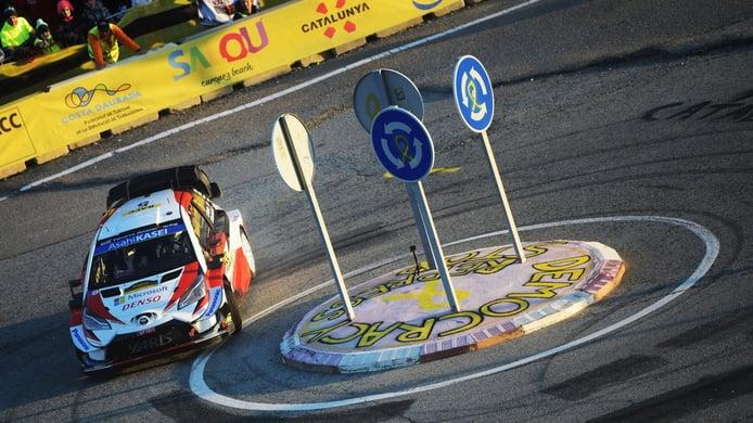 El Rally RACC de Catalunya se mantiene en Salou pese a los rumores