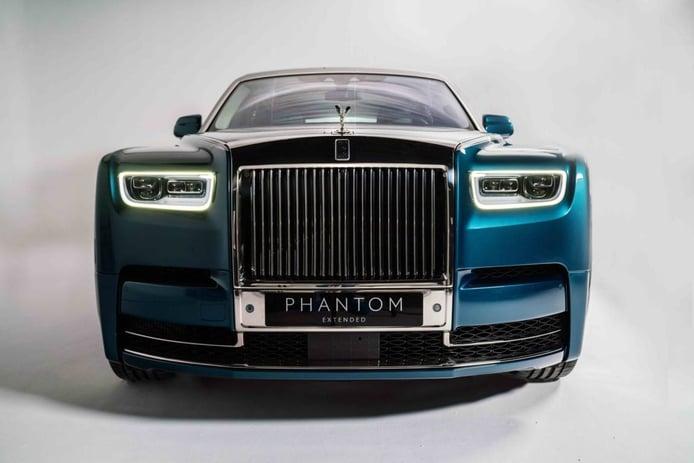 El Rolls-Royce Phantom Iridescent Opulence, la creación más exquisita para Dubai