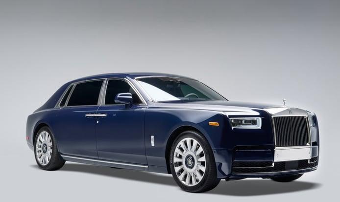Rolls-Royce Phantom Koa, la exótica Hawaii se traslada a la lujosa berlina