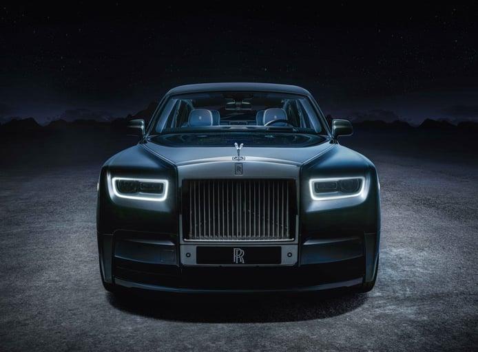 Rolls-Royce Phantom Tempus Collection, la lujosa berlina marcada por el universo