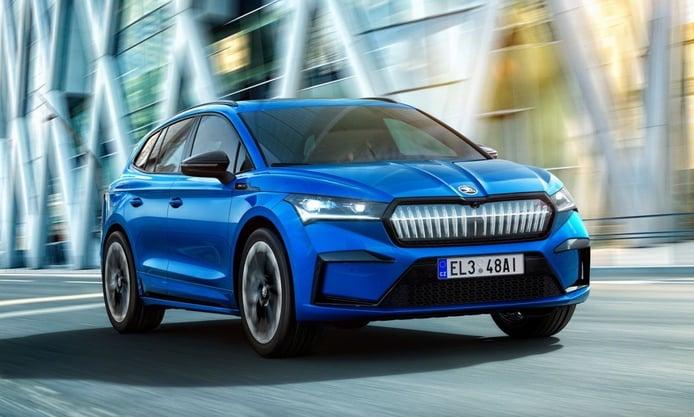 Skoda ENYAQ Sportline iV, se estrena el acabado deportivo del SUV eléctrico checo