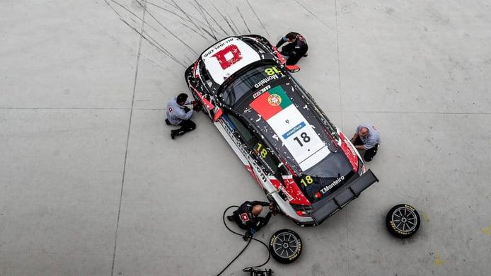 Tiago Monteiro alcanza su décima temporada como piloto de Honda
