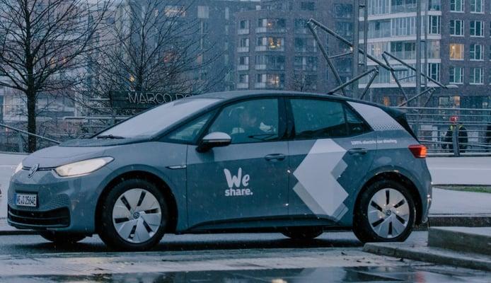El Volkswagen ID.3 entra en el programa de car sharing de WeShare en Hamburgo
