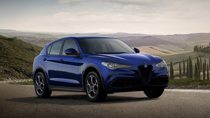 Alfa Romeo Stelvio Sprint Plus, mucho equipamiento y tracción integral