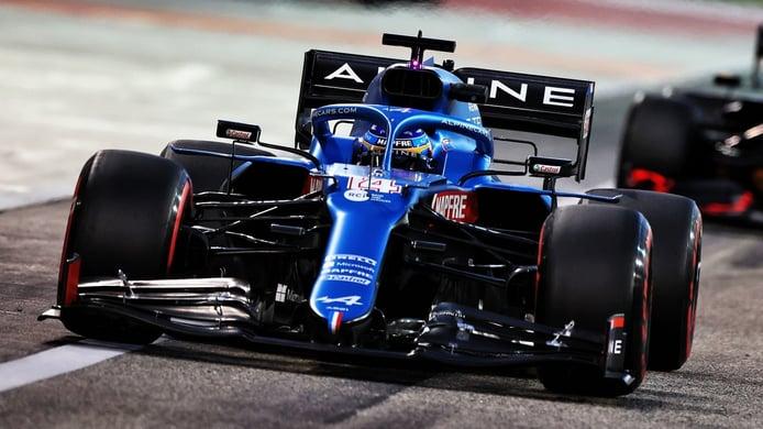 Alpine F1 hace balance de la pretemporada: «Ha sido un test muy sólido»