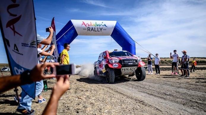 ASO enlaza el Andalucía Rally, el Rally de Marruecos y el Dakar 2022
