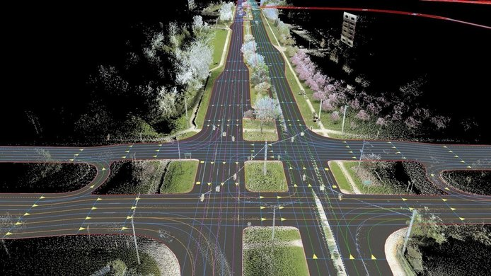 Audi estrena una nueva tecnología para ofrecer avisos de peligros en carretera