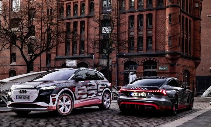 Audi abandonará la combustión en 2035, arranca la transición a los coches eléctricos