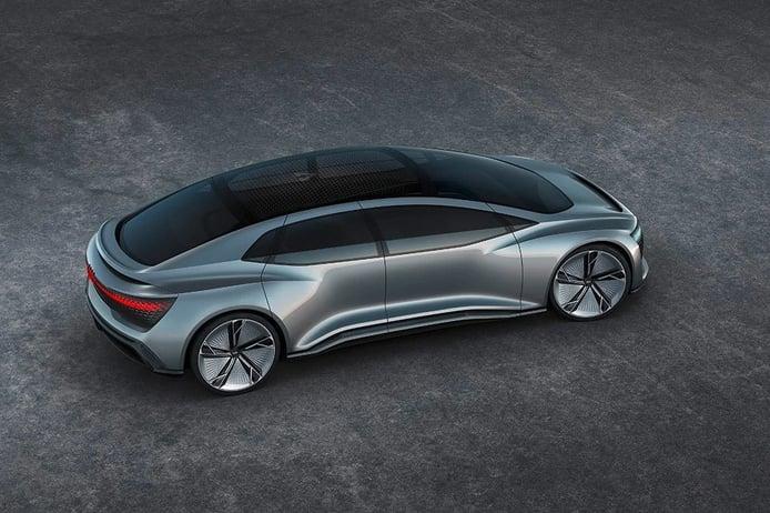 El concept car del futuro Audi Landjet debutará en el Salón de Múnich 2021