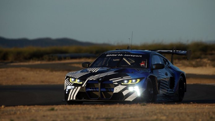 BMW ve en la clase GTD Pro el escenario ideal para sus aspiraciones