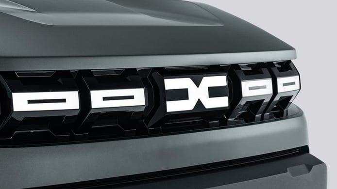 El nuevo logo de Dacia llegará en 2022 junto al esperado crossover de 7 plazas