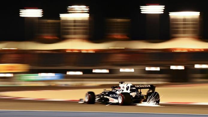 Las estadísticas de la pretemporada 2021 de F1 en Bahréin