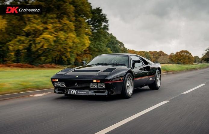 Conoce el único Ferrari 288 GTO negro original del mundo