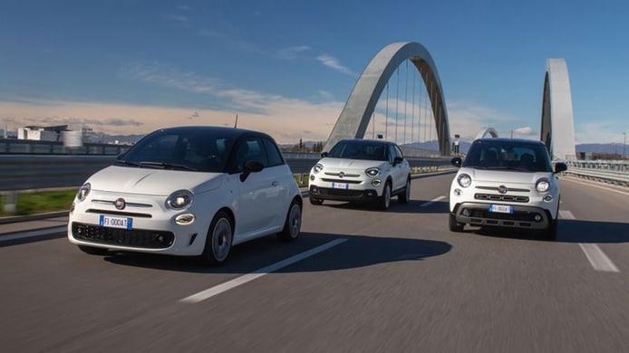 La familia 500 de FIAT estrena la edición especial Hey Google